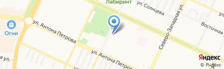 Гарантия на карте Барнаула