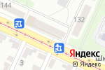 Схема проезда до компании Экспресс-оплата в Барнауле