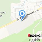 Техноторг на карте Барнаула