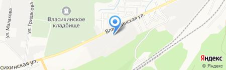 ЗооНяня на карте Барнаула