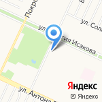 Краевая лаборатория парикмахерского искусства на карте Барнаула