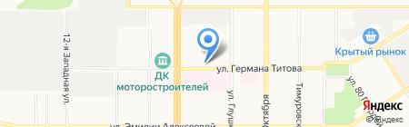 Семь новостей на карте Барнаула