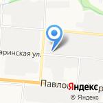 Компания по подбору автоэмалей на карте Барнаула