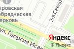 Схема проезда до компании Арсенал в Барнауле