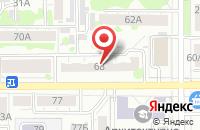Схема проезда до компании Некоммерческий Благотворительный Фонд «Жемчужина» в Барнауле