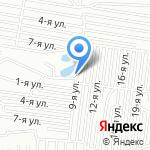Медик на карте Барнаула