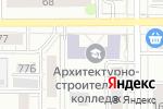 Схема проезда до компании Кнауф в Барнауле