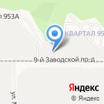 СибХимСервис на карте Барнаула