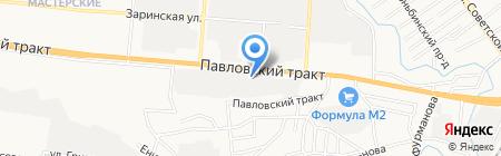 makk. Мир аккумуляторов на карте Барнаула
