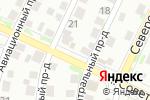 Схема проезда до компании Ойл-сервис в Барнауле