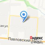 ВмятинOFF на карте Барнаула