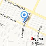 Ойл-сервис на карте Барнаула
