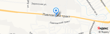 HYUNDAI & KIA на карте Барнаула