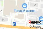 Схема проезда до компании СТО Самураев в Барнауле