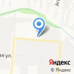 Кузнецов В.В. на карте Барнаула