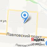 Мир Тюнинга на карте Барнаула