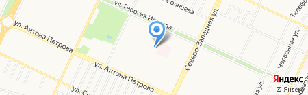 Региональная Сервисная Компания на карте Барнаула