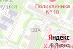Схема проезда до компании Союзлифтмонтаж в Барнауле