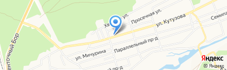 Арагон Мастер на карте Барнаула