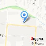 АлтайТехноДом на карте Барнаула