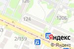 Схема проезда до компании Мастер-А-сервис в Барнауле