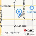 Пик-Ник на карте Барнаула