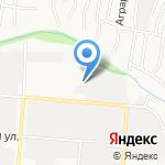 Мастерская по ремонту дизельной топливной аппаратуры на карте Барнаула
