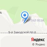 Алтайтех на карте Барнаула