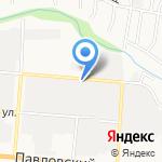 Алтайский краевой врачебно-физкультурный диспансер на карте Барнаула