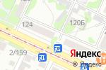 Схема проезда до компании Маяк-Сервис в Барнауле
