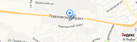 POLYMAX на карте Барнаула