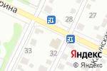 Схема проезда до компании Магнат в Барнауле