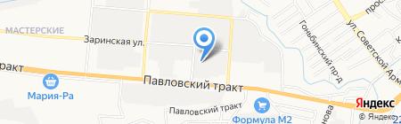 СтройЭнергоМонтаж на карте Барнаула