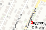 Схема проезда до компании IQ007 в Барнауле