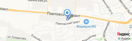 АБСОЛЮТ СТРОЙМОНТАЖ на карте Барнаула