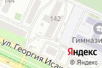 Схема проезда до компании Алтайэнергопромстрой в Барнауле