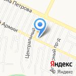 АБСОЛЮТСЕРВИС на карте Барнаула