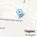 СибМебель на карте Барнаула