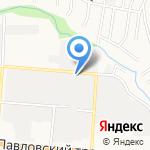 Мир запчастей на карте Барнаула