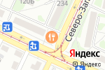 Схема проезда до компании Черемушки в Барнауле