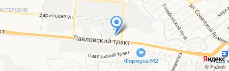 Карс Мебель. city на карте Барнаула