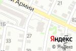 Схема проезда до компании Сушия в Барнауле