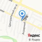 Хмельное измерение на карте Барнаула