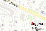 Схема проезда до компании Pietra DECOR в Барнауле