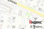 Схема проезда до компании Сиада в Барнауле