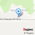Рекламное агентство на карте Барнаула