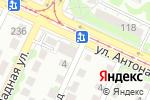 Схема проезда до компании Театр Розовый Слон в Барнауле