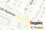 Схема проезда до компании Вело-дром в Барнауле