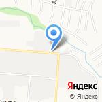 Меркурий на карте Барнаула