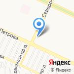 Нотариус Лукутина О.Ю. на карте Барнаула